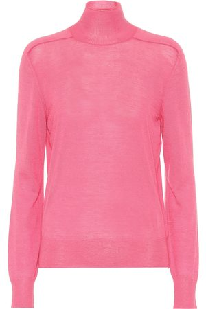Bottega Veneta High-neck cashmere sweater