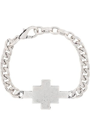 MARCELO BURLON Cross chain link bracelet