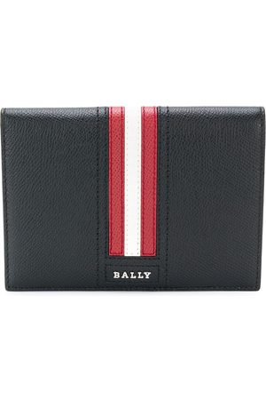Bally Talknis striped cardholder