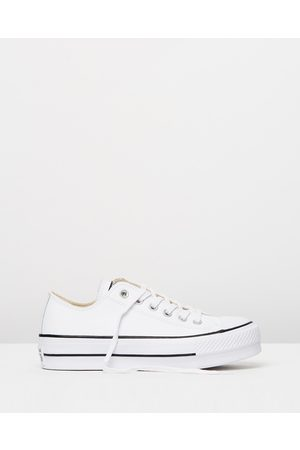 Converse Women Sneakers - Chuck Taylor All Star Platform Ox - Sneakers ( & ) Chuck Taylor All Star Platform Ox