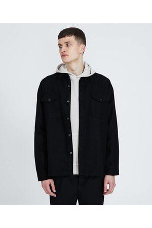 Blacknoise/Whiterain Pilled Overshirt