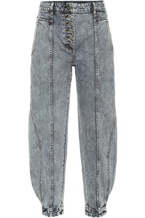 ULLA JOHNSON Brodie high-rise tapered jeans