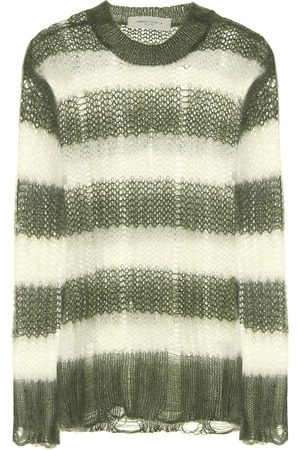 Golden Goose Antonicca mohair-blend sweater