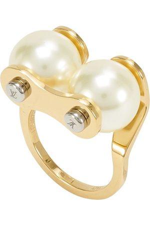 LOUIS VUITTON LV Speedy Pearls Ring