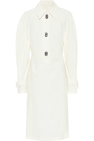 Bottega Veneta Cotton-poplin shirt dress
