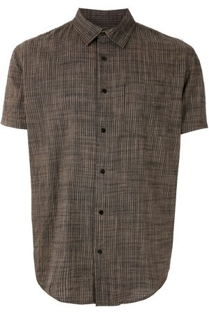 OSKLEN Rough Stripes shirt