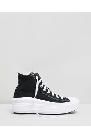 Converse Chuck Taylor All Star Move Platform Women's - Sneakers ( , Natural Ivory & ) Chuck Taylor All Star Move Platform - Women's