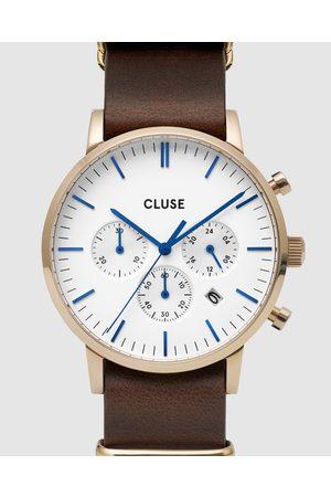 Cluse Aravis Chronograph Nato - Watches Aravis Chronograph Nato