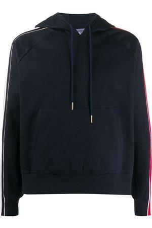 Thom Browne Interlock RWB stripe hoodie