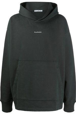 Acne Studios Logo-print hoodie
