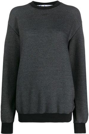 OFF-WHITE Arrow motif sweatshirt