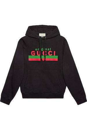 Gucci Men Hoodies - Original printed hoodie