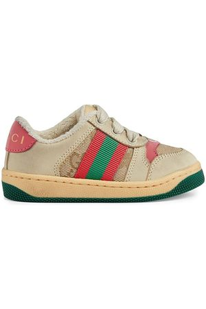 Gucci Boys Sneakers - Screener panelled sneakers