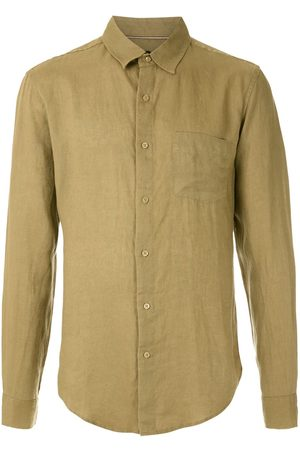 OSKLEN Men Business - Linen Classic shirt
