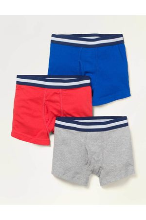 Johnnie b Jersey Boxers 3 Pack Boys Boden