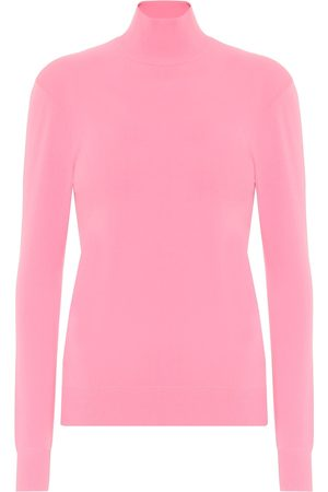 Bottega Veneta Stretch-jersey turtleneck top