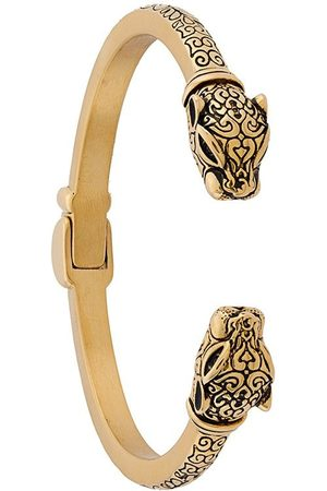 Nialaya Jaguar head bracelet