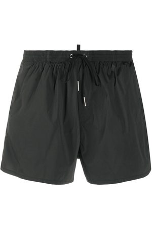 Dsquared2 Icon drawstring-waist swim shorts