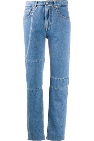 MM6 MAISON MARGIELA Straight-let 5-pocket jeans