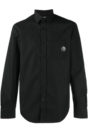 Diesel Long sleeve slim-fit shirt