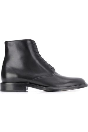 Saint Laurent Army laced ankle boots