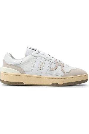 Lanvin Clay leather low-top sneakers