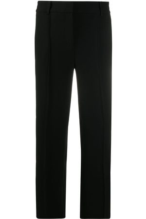 Michael Kors Cropped straight leg trousers