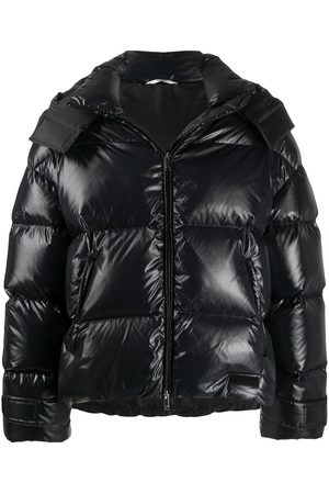 VALENTINO Zip-up hooded jacket