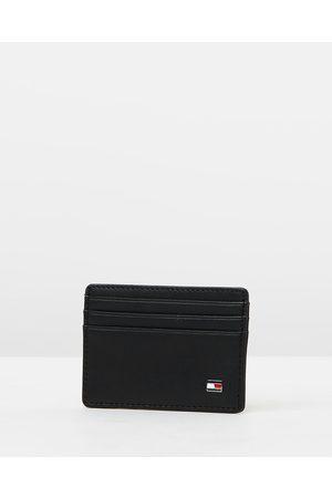 Tommy Hilfiger Eton Leather Card Holder - Wallets Eton Leather Card Holder