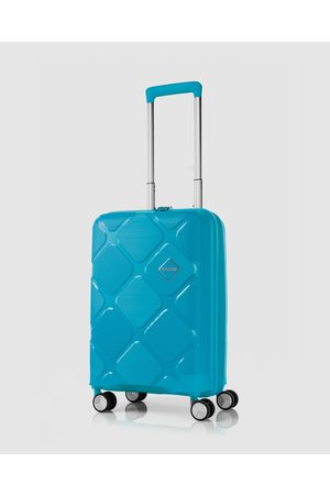 American Tourister Instagon Spinner 55 20 - Travel and Luggage (Turquoise) Instagon Spinner 55-20