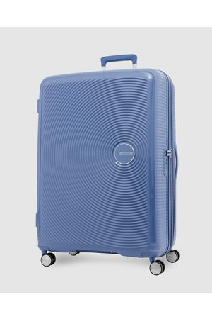 American Tourister Curio Spinner 80 30 - Travel and Luggage (Denim ) Curio Spinner 80-30