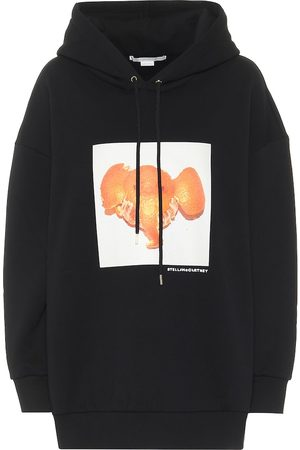 Stella McCartney Oversized cotton hoodie