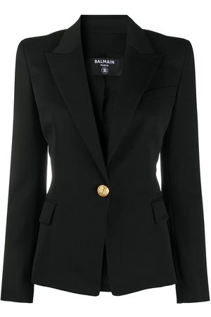 Balmain Fitted wool blazer