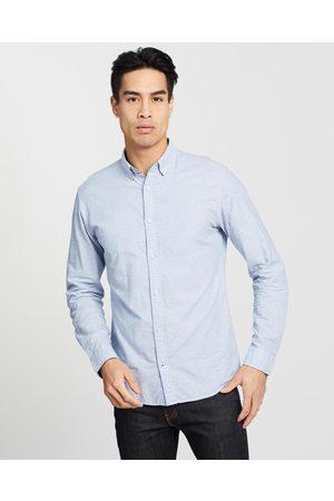 Jack & Jones Summer Long Sleeve Shirt - Casual shirts (Infinity) Summer Long Sleeve Shirt