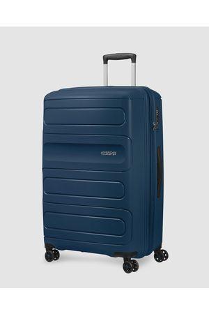 American Tourister Sunside Spinner 81 30 - Travel and Luggage (Moonlight Navy) Sunside Spinner 81-30