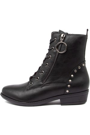 I LOVE BILLY Remedy Il Jet Sole Boots Womens Shoes Casual Ankle Boots