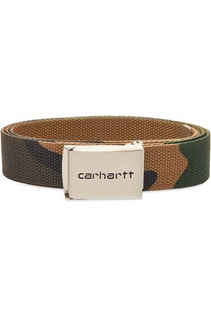 Carhartt Chrome Clip Belt