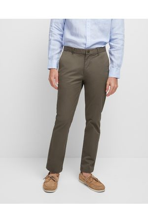 Blazer Clothing Hawthorn Stretch Chinos - Pants (Olive) Hawthorn Stretch Chinos