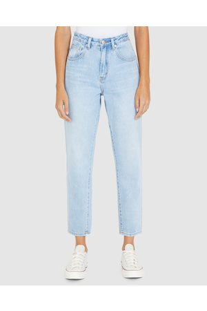Neon Hart Maggie Mom Jeans - Jeans Maggie Mom Jeans