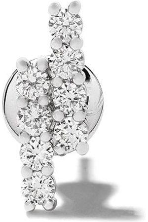 ALINKA Women Earrings - 18kt white gold RIVIERA diamond stud earring
