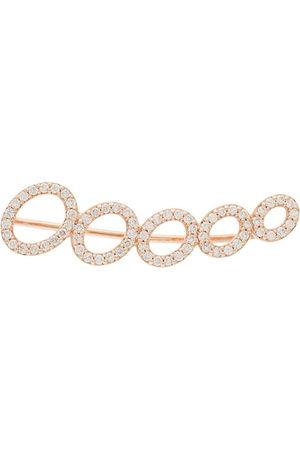 ALINKA Women Earrings - 18kt rose CLOUD diamond ear cuff