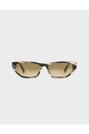 CHARLES & KEITH Acetate Cat-Eye Sunglasses