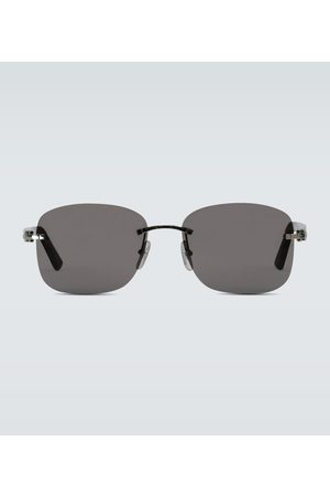 CARTIER EYEWEAR Frameless sunglasses