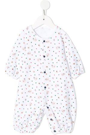 Familiar Bear print pajamas