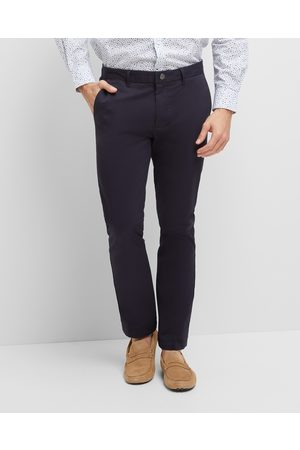 Blazer Clothing Hawthorn Stretch Chinos - Pants (Navy) Hawthorn Stretch Chinos