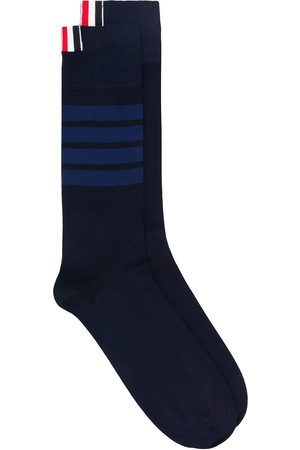 Thom Browne 4-Bar stripe socks