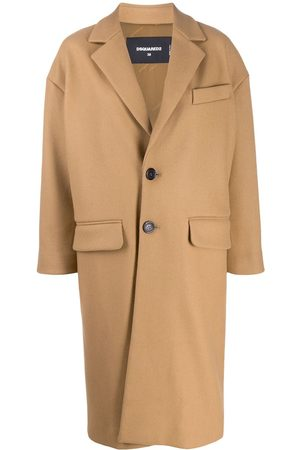 Dsquared2 Tailored single-breasted coat
