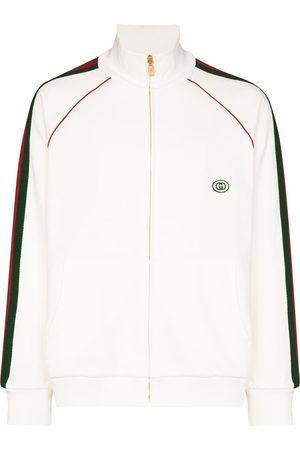 Gucci Web-stripe sweatshirt