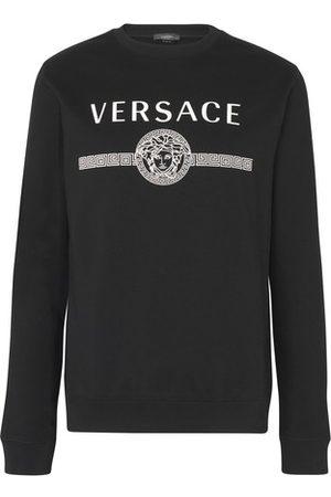 VERSACE Classic logo sweat-shirt