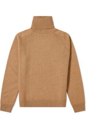 Saint Laurent Men Turtlenecks - Rollneck Knit